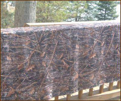 Camo Fabric by the Yard