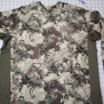 Camo Turkey Hunting Shirt