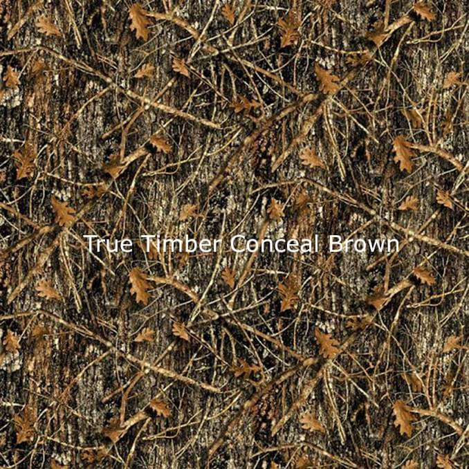 True Timber Conceal Brown camo pattern