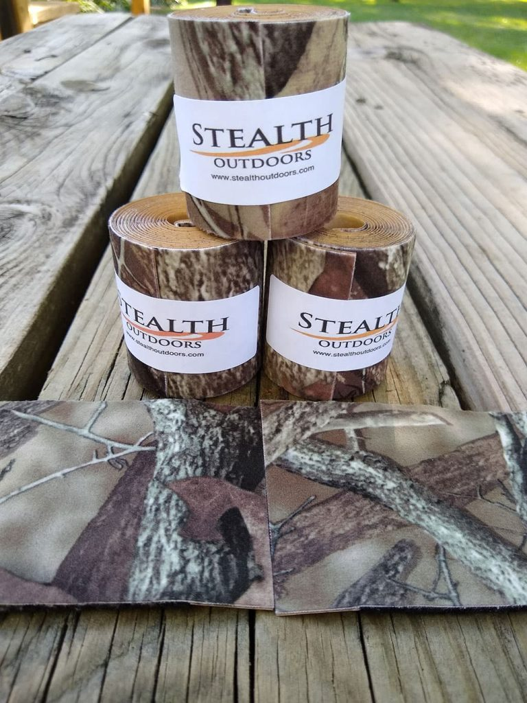 Stealth Strips™ Roll HTC Fall Camo Pattern