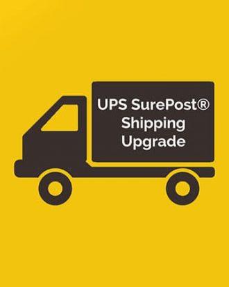 UPS SurePost Shipping Upgrade