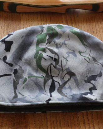 SMOKE Camo ™ Fleece Lined Skull Cap