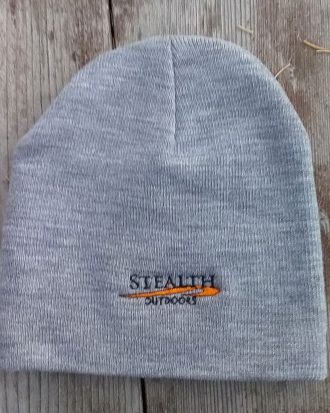Stealth Outdoors™ Knit Logo Skull Cap