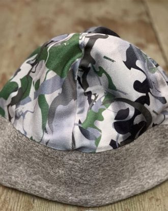 SMOKE Camo ™ Unlined With Fleece Band Skull Cap
