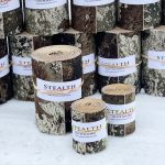 "Stealth Strips™ Large Roll Silencing Tape 3.75"" x 10'"