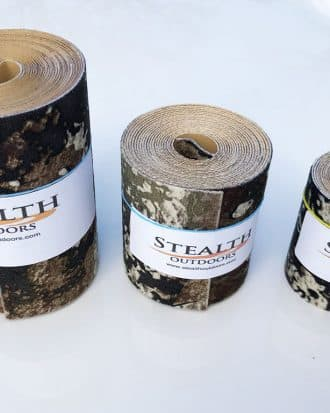 Stealth Strips silencing tape rolls