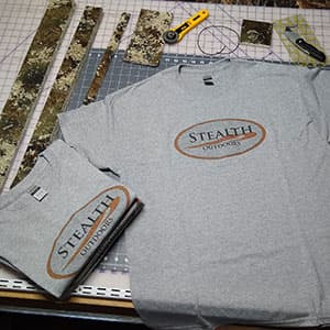Stealth Outdoors Hunting Clothing